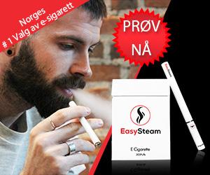 EasySteam e sigarett bilde
