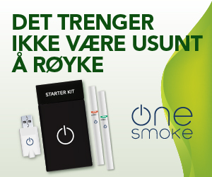 OneSmoke e sigarett bilde